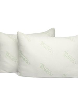Bamboo sheet pillow | My Organic Sheet